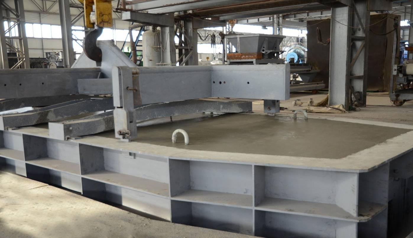 钢筋混凝土预制电力检查井生产线